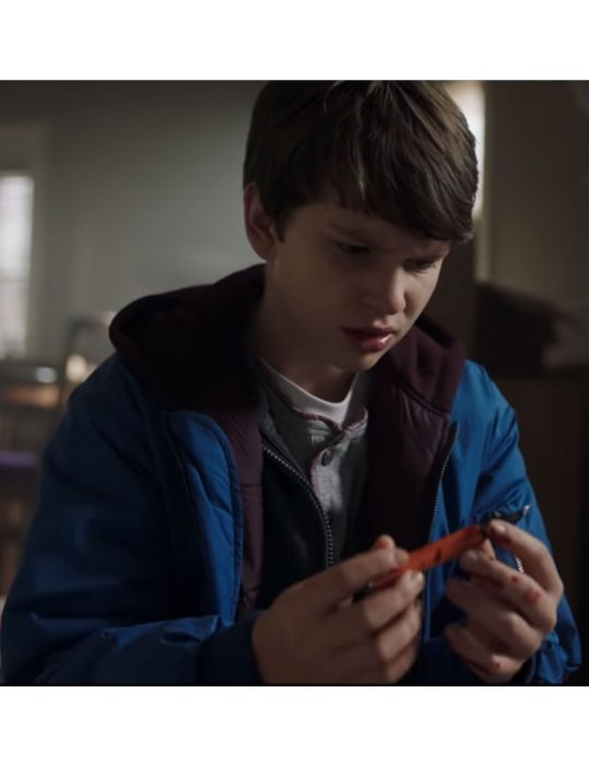 Andy Barclay Hoodie