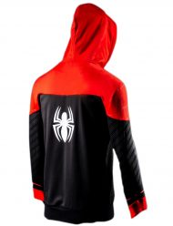 Spiderman Far From Home Peter Parker Hoodie