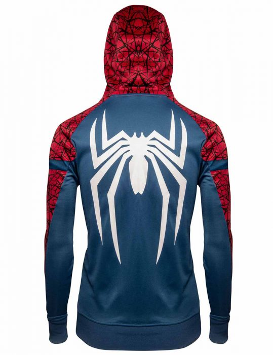 Spiderman Far From Home Tom Holland Hoodie