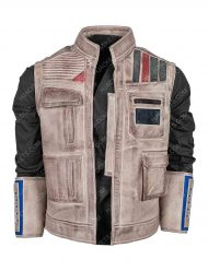 Star Wars The Rise Of Skywalker Finn Vest