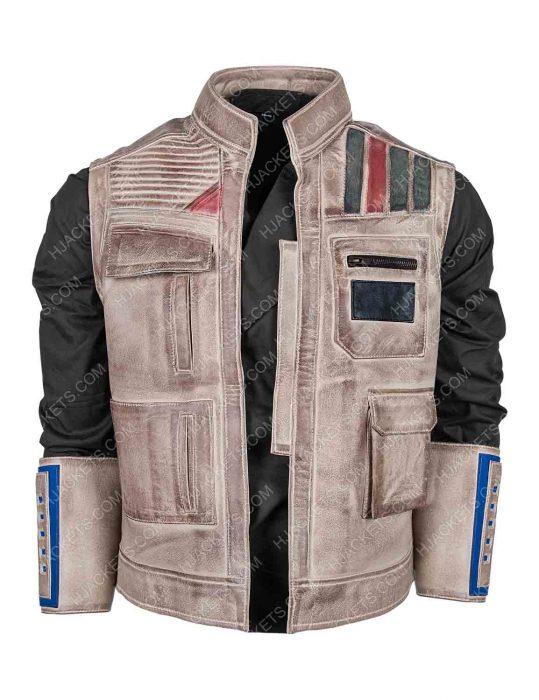 Star Wars The Rise Of Skywalker Finn Vest