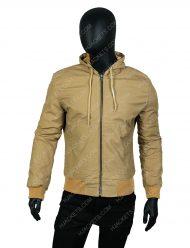 arthur fleck hooded joaquin phoenix jacket