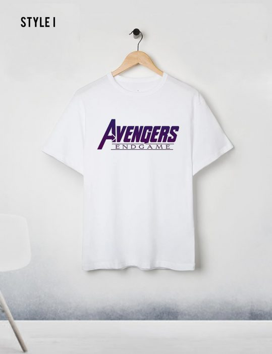 avengers endgame cotton t shirt