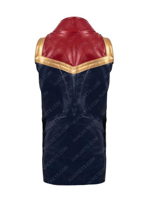 captain marvel Carol Danvers vest