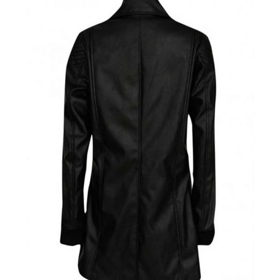 gotham camren selina kyle leather jacket