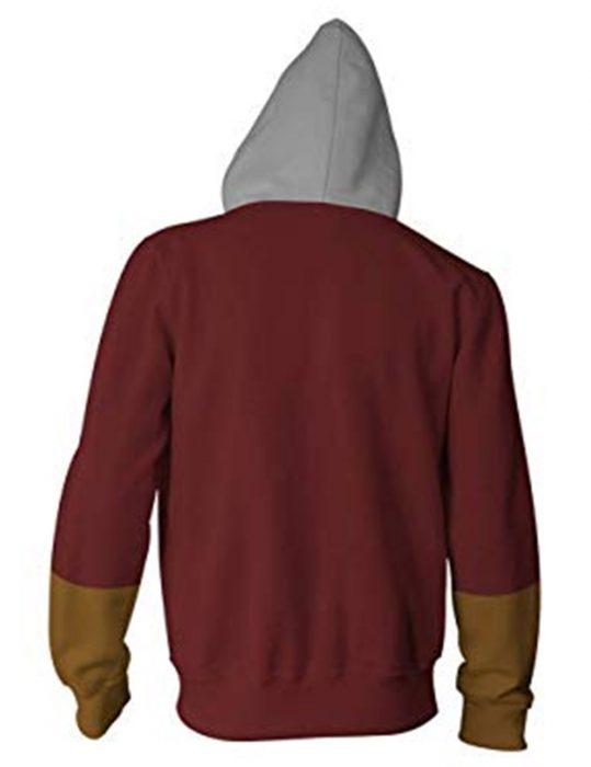 shazam cotton hoodie