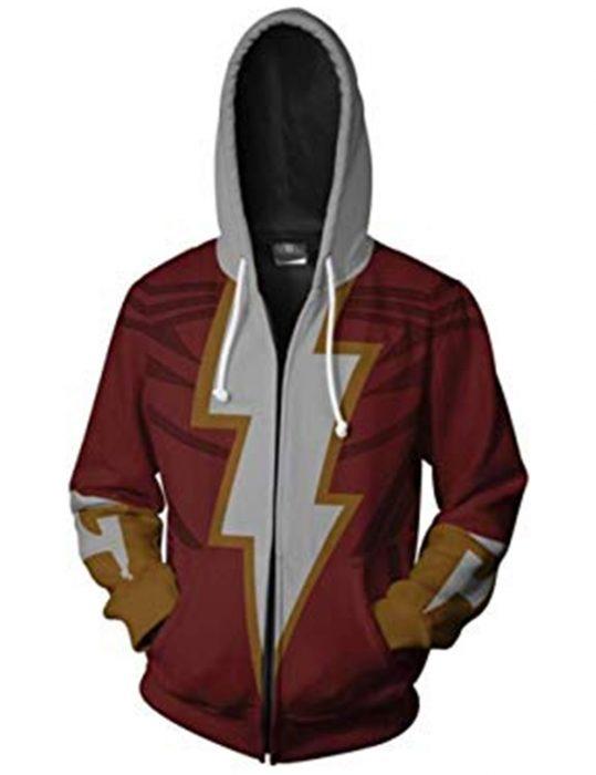shazam hoodie