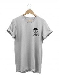 the umbrella academy grey t-shirt