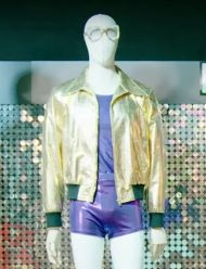 Rocketman Golden Jacket