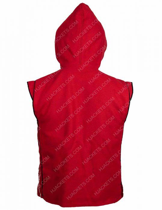 Aladdin Mena Massoud Cotton Vest
