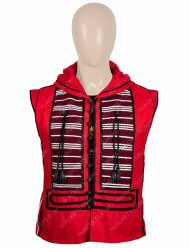 Aladdin Red Vest