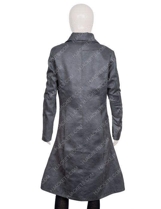 Dark Phoenix Sophie Turner Cotton Coat