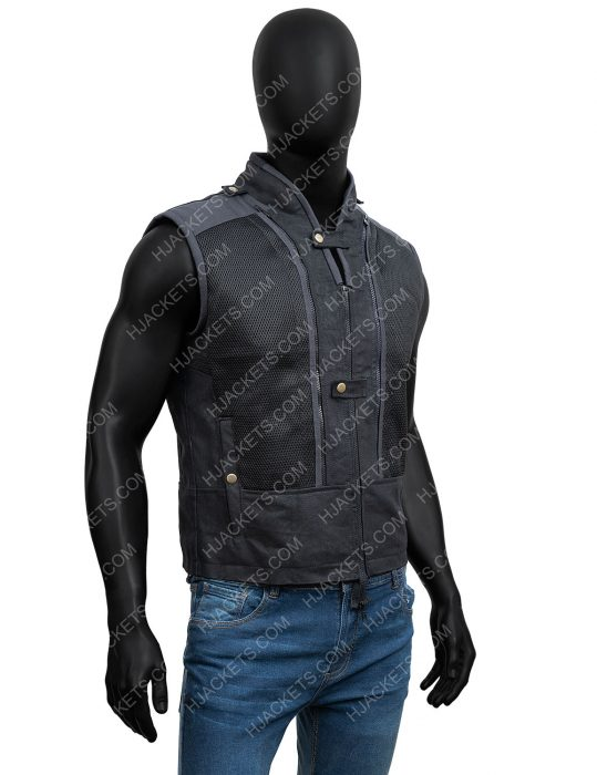 Dwayne Johnson Fast & Furious Hobbs And Shaw Vest