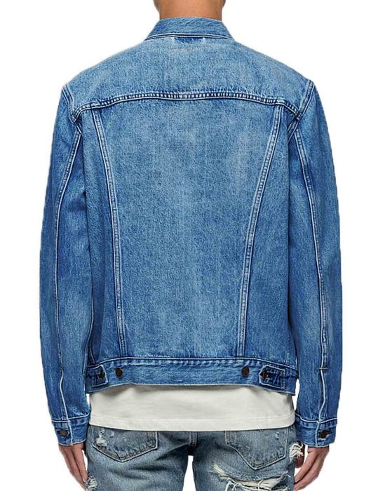 Fast & Furious Presents Hobbs & Shaw Denim Jacket