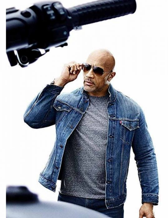 Fast & Furious Presents Hobbs & Shaw Luke Hobbs Jacket