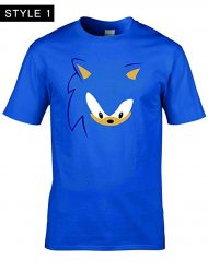 Sonic the Hedgehog Blue T-shirt