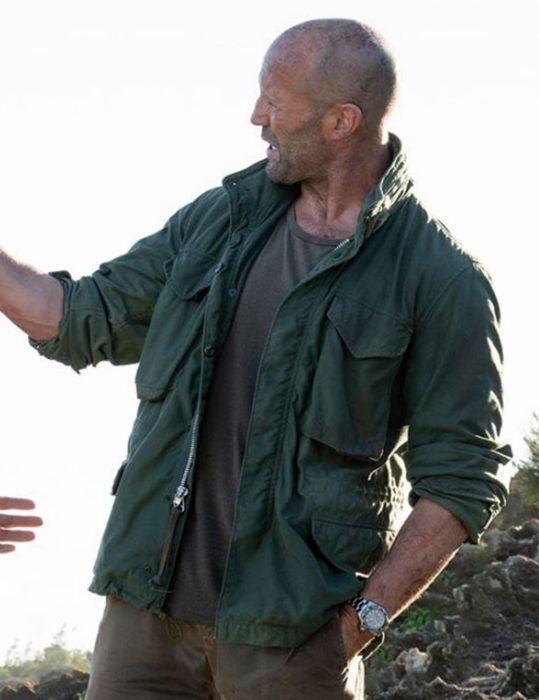 Hobbs & Shaw Fast And Furious Shaw Jacket