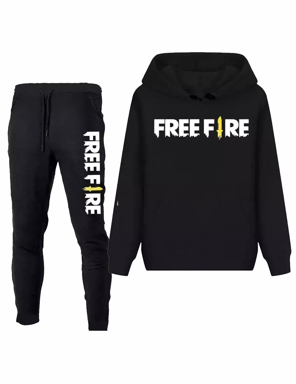 Free Fire Battle Royal Suit