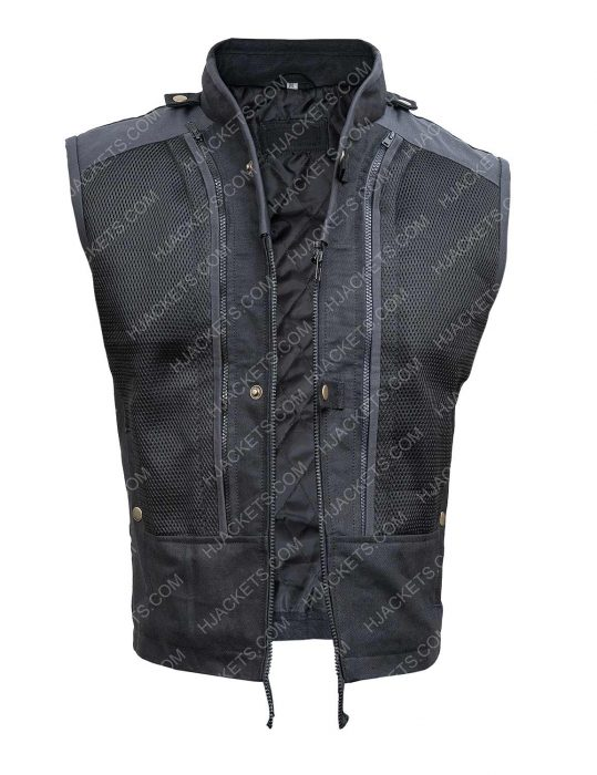 Hobbs And Shaw Dwayne Johnson Vest