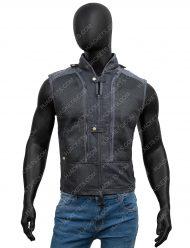 Hobbs And Shaw Fast & Furious Dwayne Johnson Black Cotton Vest