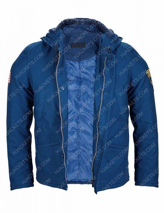 Jim Hopper Stranger Things Jacket