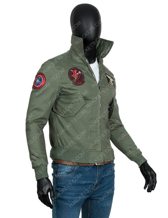 Maverick Top Gun 2 MA-1 Bomber Jacket