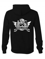 Sonic The Hedgehog Black Hoodie