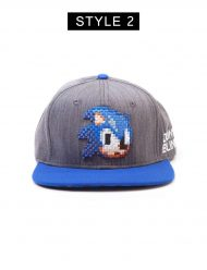 Sonic the Hedgehog Blue Cap
