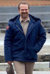 Stranger Things Jim Hopper Jacket