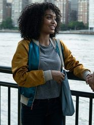 The Sun Is Also a Star Yara Shahidi Jacket