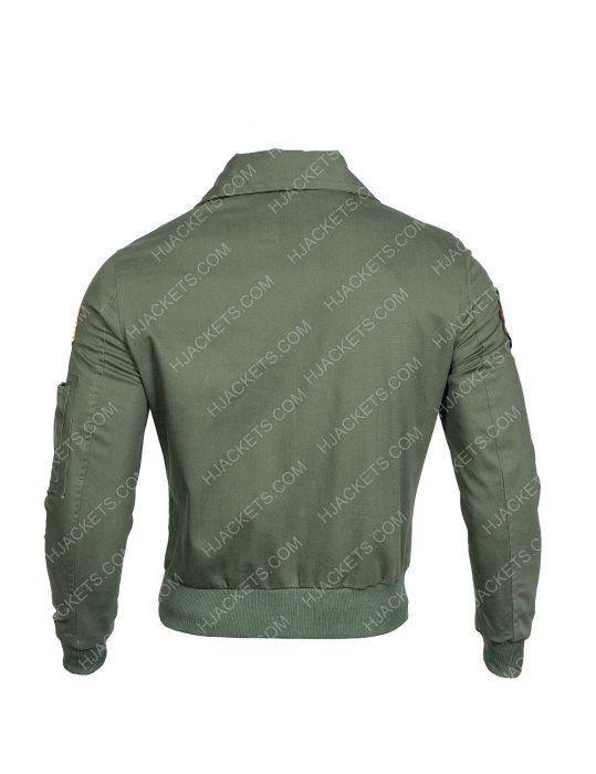 Tom Cruise Bomber Jacket