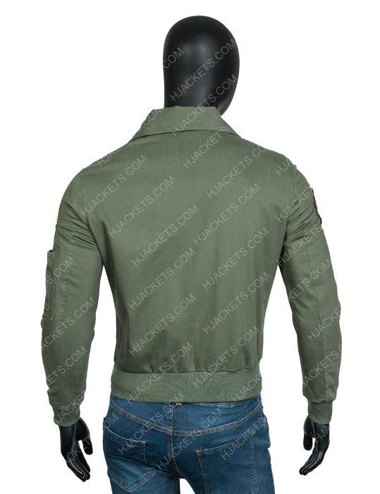 Tom Cruise Top Gun 2 Maverick MA-1 Bomber Jacket