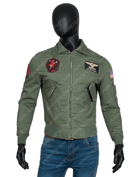 Top Gun 2 MA-1 Bomber Jacket