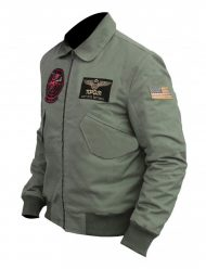 Top Gun 2 MA-1 Bomber Jacket