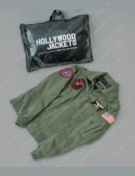 Top Gun 2 Maverick MA-1 Bomber Jacket