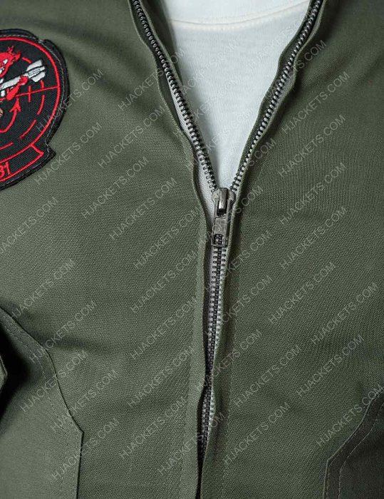 Top Gun 2 Maverick Tom Cruise MA-1 Bomber Jacket