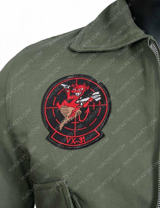 Top Gun 2 Maverick Tom Cruise MA-1 Jacket