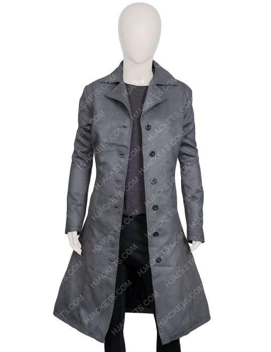 X-Men Dark Phoenix Sophie Turner Coat