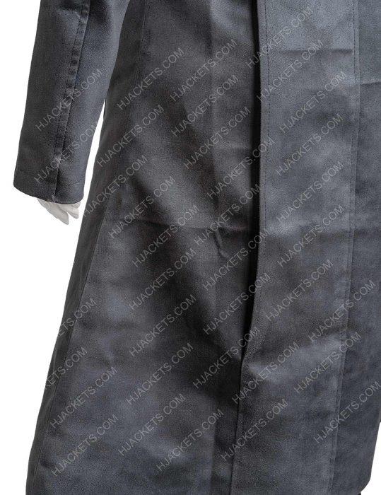 X-Men Dark Phoenix Sophie Turner Grey Coat