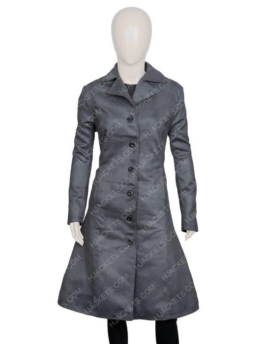 X-Men Dark Phoenix Sophie Turner Jean Cotton Coat