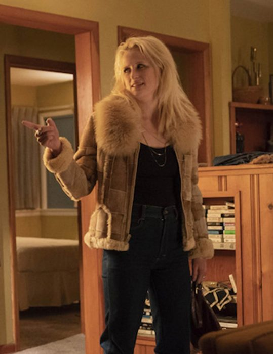 lucy purcell true detective fur collar jacket