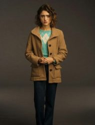stranger things 3 natalia dyer blazer jacket-hjackets