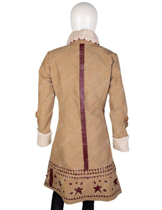 Carnival Row Cara Delevingne Cotton Coat