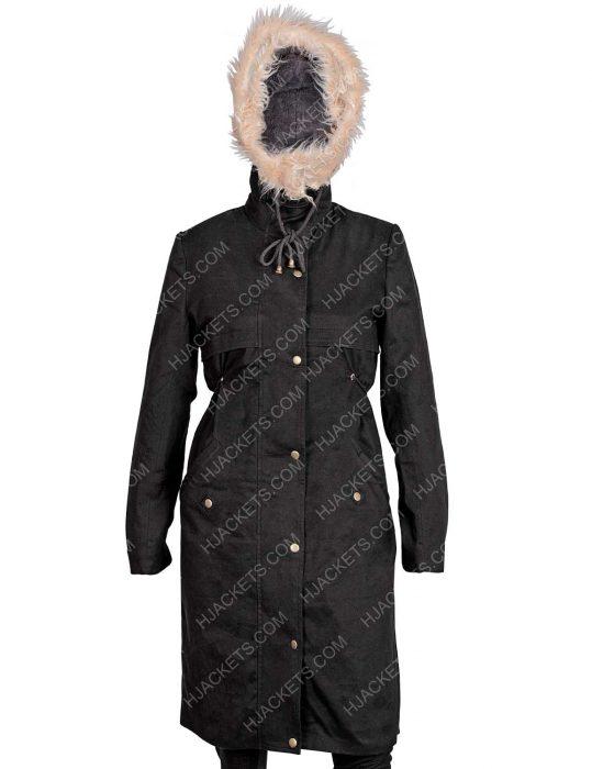 Eve Polastri Coat