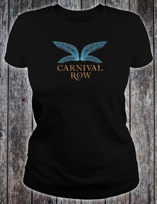Carnival Row Cara Delevingne Free Tshirt
