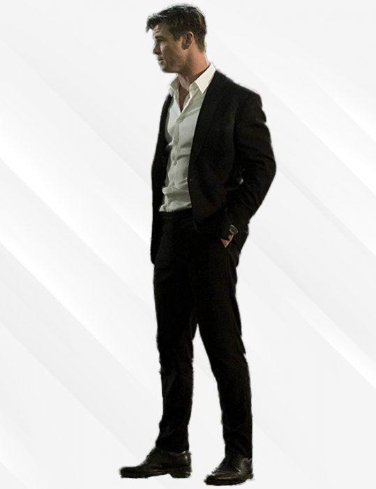 Men in Black International Agent H black Suit