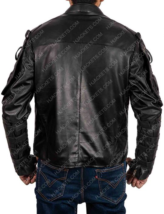 Rendel Ramo Black Jacket