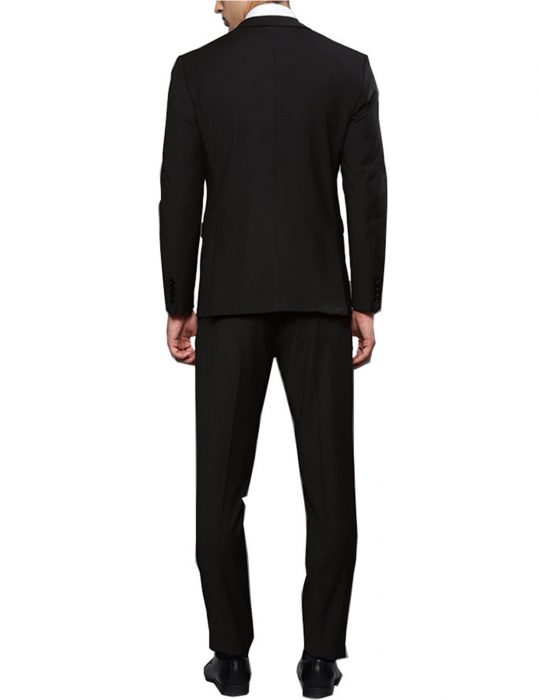 lucifer morningstar wool suit