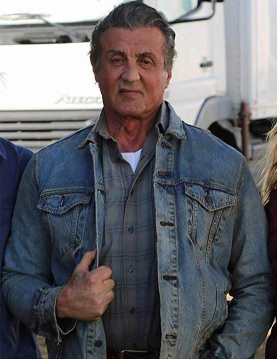 rambo last blood blue jacket