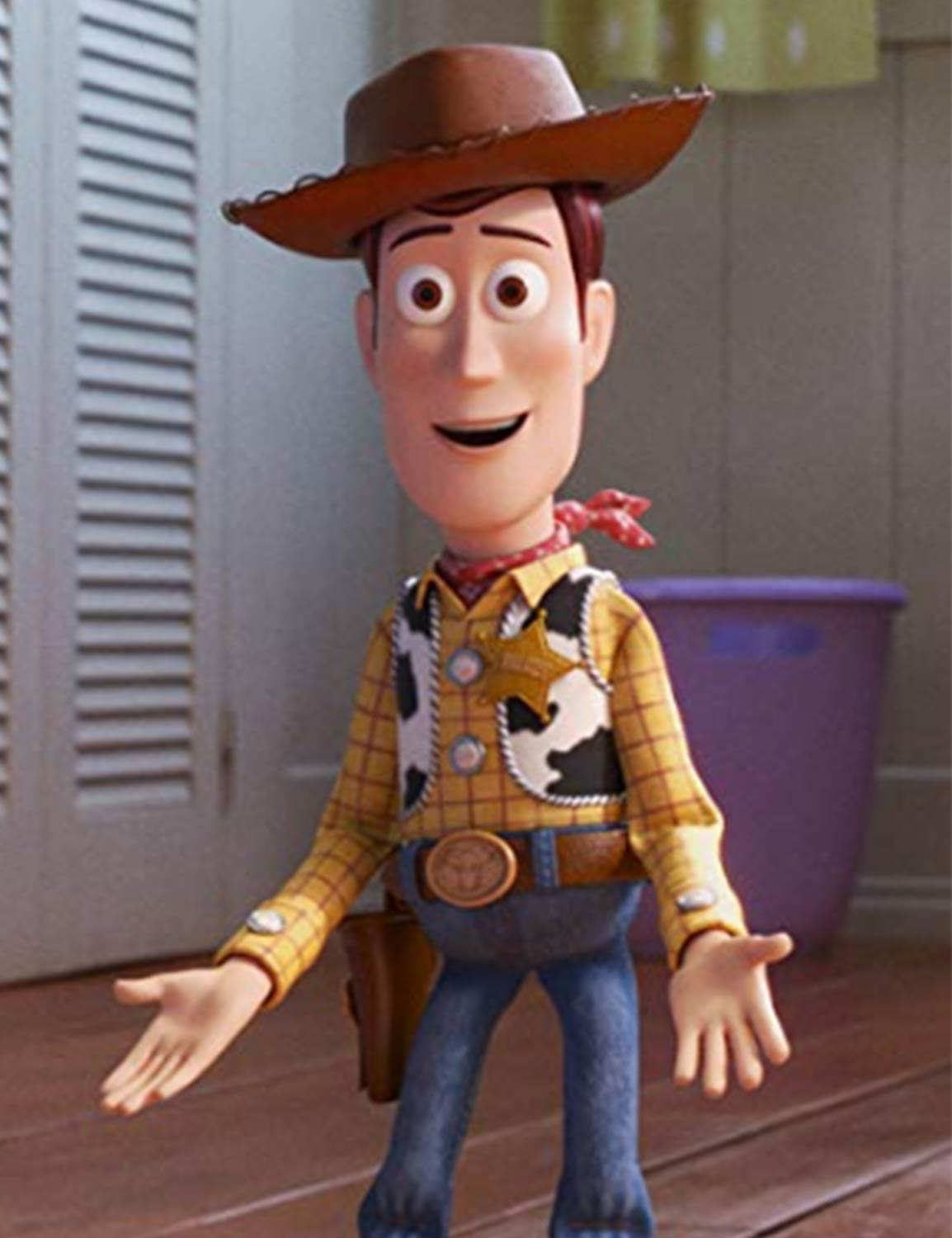 Woody Toy Story Puppe